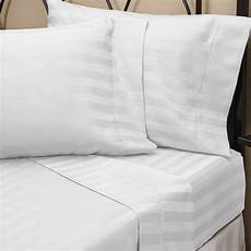 damask stripe sheet queen 300 tc cotton