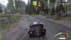 wrc 7 fia world rally chionship gameplay pc hd
