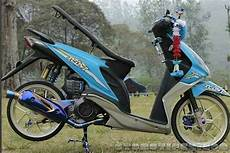 Modifikasi Beat Karbu by Modifikasi Motor Beat Babylook Ceper Kumpulan Gambar