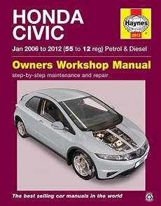 old cars and repair manuals free 2012 honda odyssey interior lighting haynes workshop repair manual for honda civic jan 06 12 55 to 12 5913