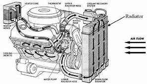 Parts Of Cooling System  Download Scientific Diagram