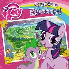 My Pony Malvorlagen Novel My Pony Welcome To Equestria By