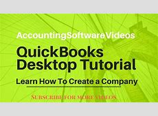 Tutorial For Quickbooks Desktop Pro 2020 Best Deal