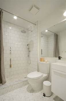Small All White Bathroom Ideas by 28 6x6 White Bathroom Tiles Ideas And Pictures 2019