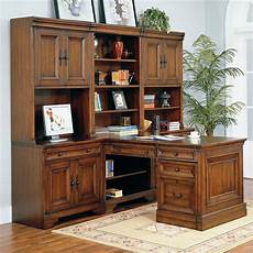 home office furniture wall units aspenhome richmond modular peninsula desk wall belfort
