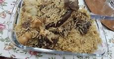 Resep Nasi Kebuli Kambing Oleh Ani Brilian Cookpad