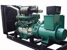 Groupe 233 Lectrog 232 Ne Diesel Volvo De 160kw 1500rpm Generator