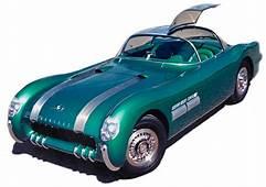 Pontiac Bonneville Special Concept Car  1954 Garage