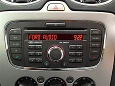 ford focus or mondeo 6000cd radio 2008 to 2011 with