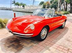 1967 alfa romeo spider for sale 1930485 hemmings motor news