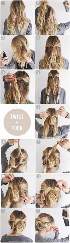 Top 10 Updo Tutorials For Different Hair Lengths