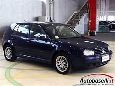 golf 4 1 8 t volkswagen golf iv 1 8 turbo gti 5 porte autobaselli it