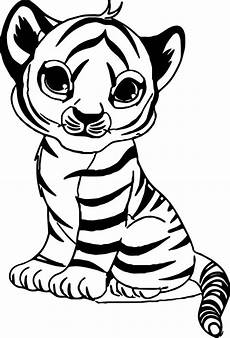 coloring book pages animals 16921 baby tiger coloring page unicorn coloring pages tigers animal coloring pages