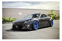 Tiffany Blue Rocket Bunny Toyota GT 86 Scion Frs Subaru