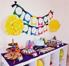 Decoration Pour Anniversaire Bebe 1 Visuel 5