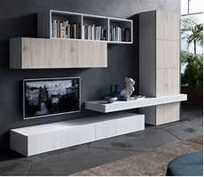 mobili da soggiorno moderno soggiorno alpe start 003 laminato opaco pareti attrezzate