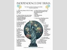 fourth of july trivia fun