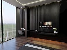 Desain Interior Kamar Tidur Villa Duta