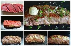 Faux Filet Grill 233 Au Beurre Persill 233 Petits Plats Entre Amis