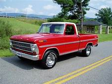 Purchase Used 1968 FORD F 100 RANGER 302 CI V8 2008