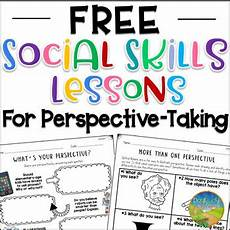 free social skills lessons for perspective taking by pathway 2 success