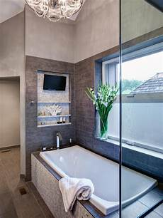 bathroom tv ideas drop in bathtub design ideas pictures tips from hgtv hgtv