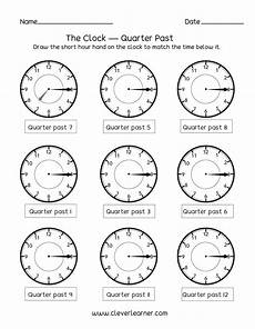 time worksheet quarter and half 3157 telling time quarter past the hour worksheets for 2nd graders