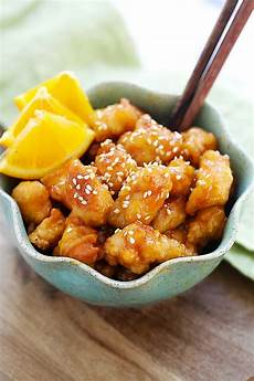 orange chicken recipe easy delicious recipes