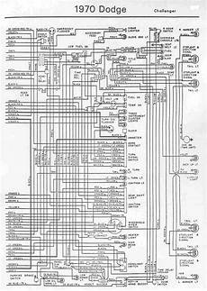 Electrical Wiring Diagram Of 1970 Dodge Challenger Auto