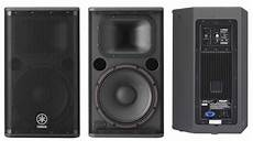 yamaha dsr112 850 watt 12 inch powered speaker