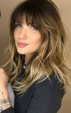 latest 20 hairstyles with bangs 2019 hairstyles and