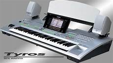 keyboard demo 187 archive 187 yamaha tyros