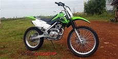 Klx Modif Enduro by Kawasaki Klx 150 Cc Enduro Ludes