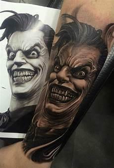 20 twisted dc s joker tattoos tattoodo