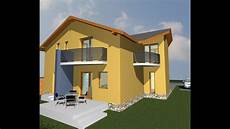 Small House Plan For Buildings 2 Storey House With 3