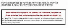 Vente De Points De Permis Les Contr 244 Les Se Renforcent