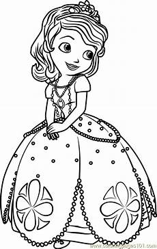 princess sofia coloring pages coloring pages for
