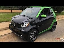 2018 Smart Fortwo EV – The Epitome Of Cute Cars  YouTube