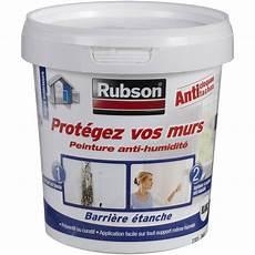 Peinture Anti Humidit 233 Prot 233 Gez Vos Murs Rubson Blanc 0