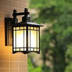 led outdoor wall l garage light outdoor wall sconces waterproof garden balcony light exterior
