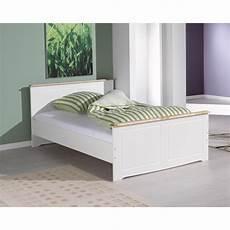 Weiße Betten 140x200 - bett rouven 140x200 cm wei 223 lackiert d 228 nisches