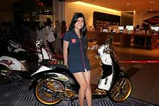 Modifikasi Scoopy Retro by Honda Scoopy Modifikasi Retro Thecitycyclist