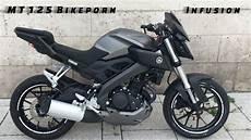 Yamaha Mt 125 - bikeporn mt 125 yamaha infusion36