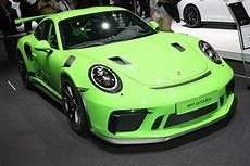 the new 2019 porsche 911 gt3 rs myautoworld