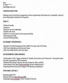 40 fresher resume exles