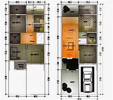Desain Rumah Minimalis 2 Lantai 6x10 Foto Desain Rumah