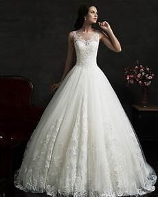 vestido de noiva renda vintage lace princess wedding dress 2015 ball gown white wedding dress