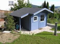 gartenhaus selbst gebaut gartenhaus mit schleppdach gsp blockhaus
