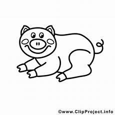 schweinchen bild zum ausmalen malvorlage