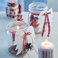 Weckgläser Deko Weihnachten - weihnachtsdeko im einmachglas nettetipps de